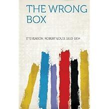 The Wrong Box by Stevenson Robert Louis 1850-1894 (2013-06-23)