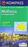 Kompass Karten, Mallorca - Chartech