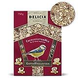 Delicia Energie Fodera Mix Wild mangime per uccelli Winter, imbottitura 750G
