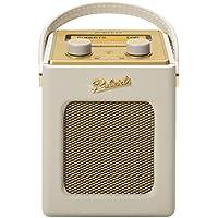 Roberts REV-Mini Revival Mini Radio FM/Dab/Dab+ Crème Pastel