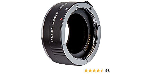 Canon Spacer Ring Ef 25 Ii Camera Photo