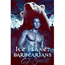 Ice Planet BarBEARians (SciFi Alien Shifter Romance) (English Edition)