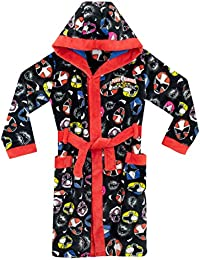 Power Rangers Boys Super Ninja Steel Dressing Gown