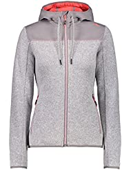 CMP Women's Strickfleece Jacket