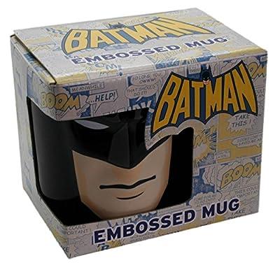 Mug relief Carousel Mug Tasse céramique ~~masque de BATMAN