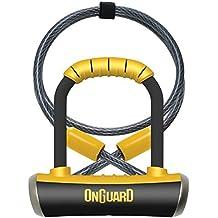 Onguard Pitbull Mini DT Bicycle U-Lock 8008 by On-Guard
