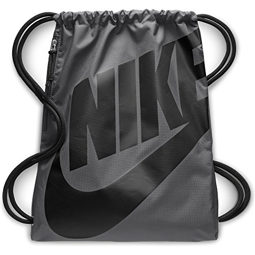 Nike Nk Heritage Gmsk Mochila, Unisex Adultos, Gris (D.Grey/Black/Black)
