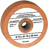 EinhellRoue abrasive grain 120pour TH-XG 7575x 10x 20mm