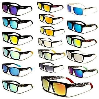 f541c7766e0 Image Unavailable. Image not available for. Colour  Biohazard Wayfarer  Sunglasses ...