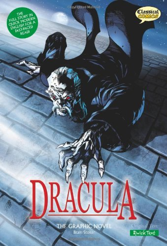 Dracula: The Graphic Novel | TheBookSeekers
