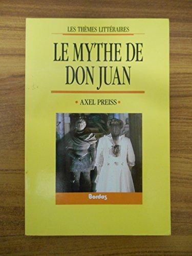 Le mythe de Dom Juan / Preiss, Axel / Rf45777