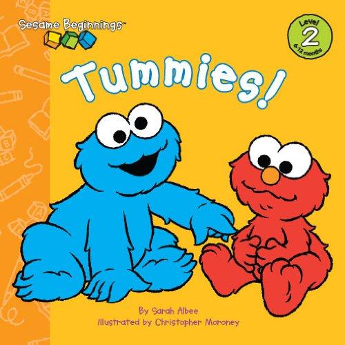 Sesame Beginnings: Tummies! (Sesame Street) (English Edition)