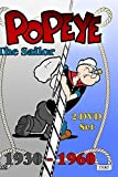 Popeye the Sailor: 1930-1960 (Enhanced Edition) 2 DVD Set by Popeye