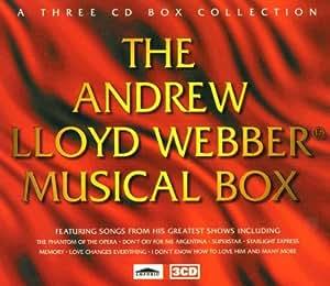 The Andrew Lloyd Webber Musical Box