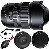 Tamron SP 15–30mm f/2.8Di VC USD (Canon EF) + Staub Gebläse + Lenscap Keeper + Tragetasche + Mikrofaser Reinigungstuch