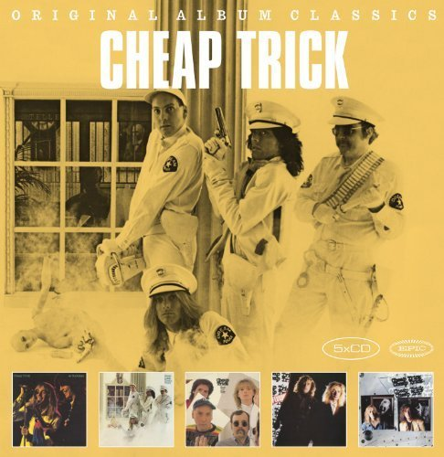 Original Album Classics by Cheap Trick (2012) Audio CD