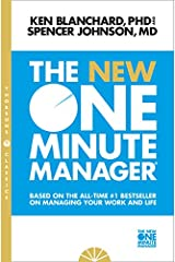 The New One Minute Manager (The One Minute Manager) Paperback