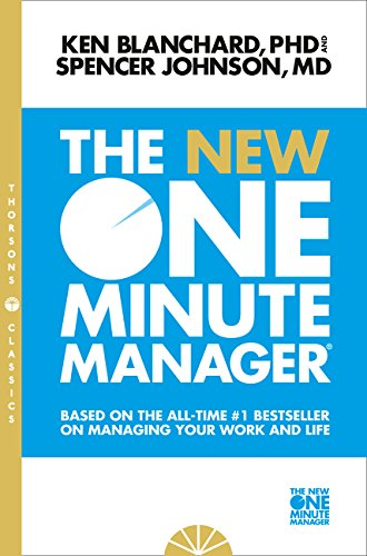 The New One Minute Manager par Kenneth Blanchard