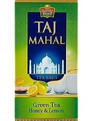 Brooke Bond, Taj Mahal Honey Lemon Green Tea, 25 Tea Bags