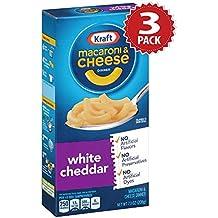 Kraft White Cheddar Macaroni Cheese