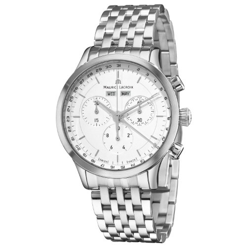 MAURICE LACROIX LC1008-SS002-130 UNISEX CASE WATCH