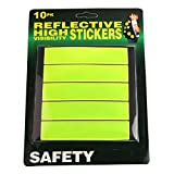 KaLaiXing® Reflective Stickers Self Adhesive Safety Kids...