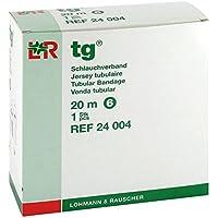 Tg Schlauchverb. weiss 20m Gr.6 24004, 1 St preisvergleich bei billige-tabletten.eu