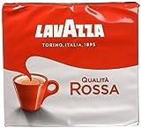 Lavazza Caffè Macinato Qualità Rossa - 5 confezioni da 500 grammi [2.5 Kg]