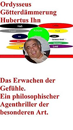Agententhriller: Psycho in Athen (Ordysseus Götterdämmereung 1) (German Edition)