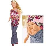 Steffi Love Schwangere Puppe