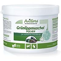 AniForte Grünlippmuschel-Pulver 250 g - versch. Größen - Naturprodukt für Hunde und Katzen