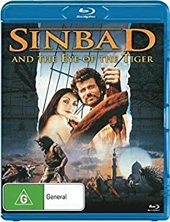 BLU-RAY - SINBAD & THE EYE OF THE TIGER (1 Blu-ray)
