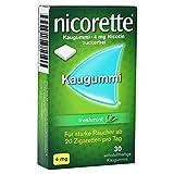 Nicorette 4 mg freshmint Kaugummi, 30 St.