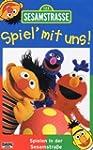 Sesamstraße - Spiel mit uns! [VHS]