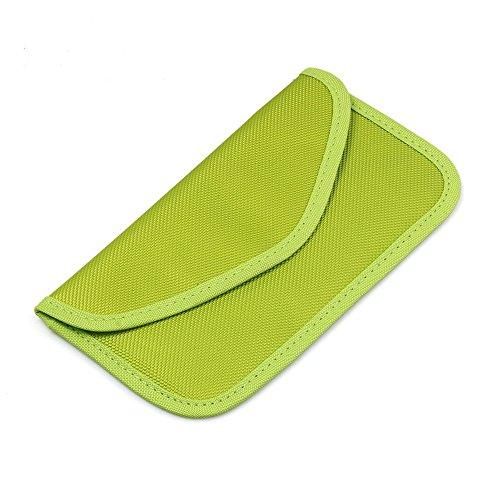 Outstanding® Handy HF Signal Abschirmung Blocker Tasche Anti Strahlung Schutz Tasche für schwangere Frauen -