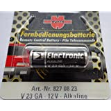 Varta Batterie Alkali Photo - - V 23 GA, LR 23, LRV 08, 4223
