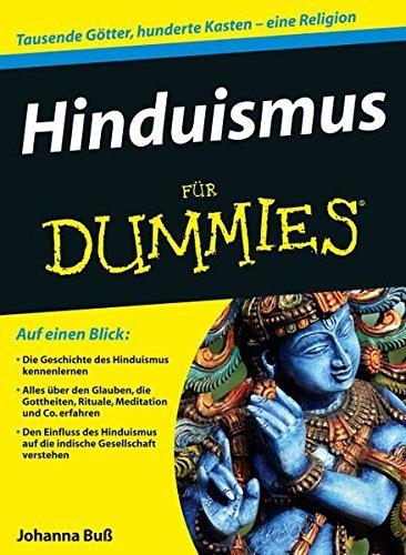 Hinduismus für Dummies by Johanna Buß (2009-06-03)
