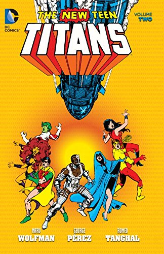 New Teen Titans Volume 2 TP