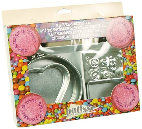 patisse-2635-childrens-baking-set-5-pieces-silver-plated