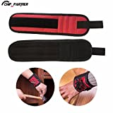 Best Magnetic Paint - Generic Magnetic Wristband Wrist Band Tool Belt Cuff Review