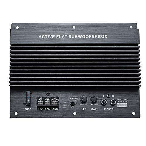 Wooya 12V 600W Car High Power Amplifier Board Subwoofer