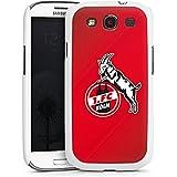 Samsung Galaxy S3 Hülle Schutz Hard Case Cover 1. FC Köln Fanartikel Fußball