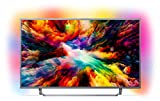 Philips 55PUS7303/12 139 cm (55 Zoll) LED (Ambilight, 4K Ultra HD, Triple Tuner,...