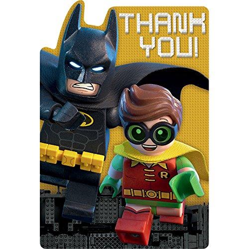 481709Thank youpstcd Thank You Batman Lego ()