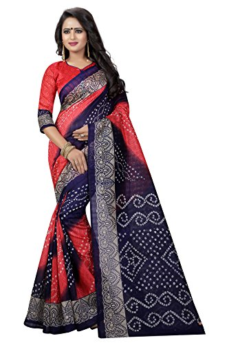 Sarees (Women's Clothing Saree For Women Latest Design Wear Sarees New Collection in GREEN Coloured BHAGALPURI SILK Material Latest Saree With Designer Blouse Free Size Beautiful Bollywood Saree For Women Party Wear Offer Designer Sarees With Blouse Piece)