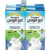 Rainbow Full Cream Milk -  4 Units of 1 Ltr