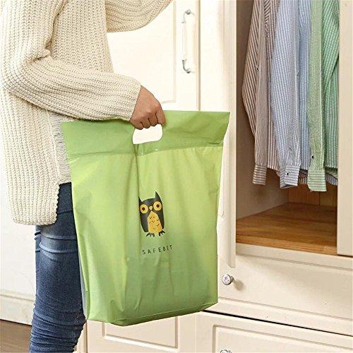 8 Stück Reise Mesh Lager Taschen Reise Essential Taschen-in-Bag Gepäck Veranstalter Verpackung Cubes Schuhe Tasche Kosmetik Toilettenbeutel (Style: Tragetasche) (Gepäck Tragetaschen Reisen)