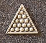 Pin Snooker Triangle, 2,1x2,1cm