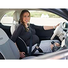 Celyc Cinturón para embarazada de seguridad en el coche,Seguro y Cómodo