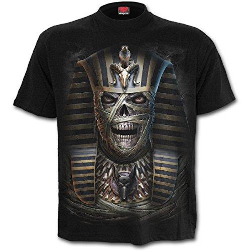 Spiral Pharaoh´s Curse T - Shirt Mumie Zombie Gothic -